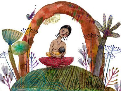 Ilustración de Ruth Bañón.