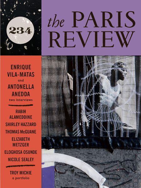 Último número de 'The Paris Review' (otoño de 2020), en el que el autor entrevistado es Enrique Vila-Matas.