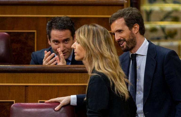 Casado acusa a Álvarez de Toledo de arremeter contra el PP | España | EL  PAÍS