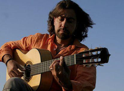 El guitarrista Jesús Torres presenta su primer trabajo discográfico, 'Viento del Norte'