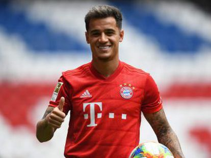 El club alemán se hará cargo del salario del brasileño y le pagará al Barcelona 8,5 millones por el pase