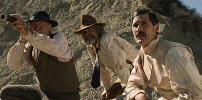 La incursión del director S. Craig Zahler. en el western.