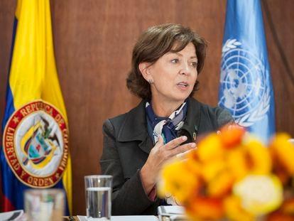 Ana Güezmes, Representante de ONU Mujeres en Colombia.