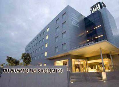 Uno de los establecimientos de la cadena NH en la Comunidad Valenciana.