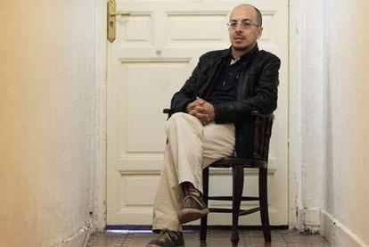 El escritor mexicano Jorge Volpi, fotografiado en Madrid.