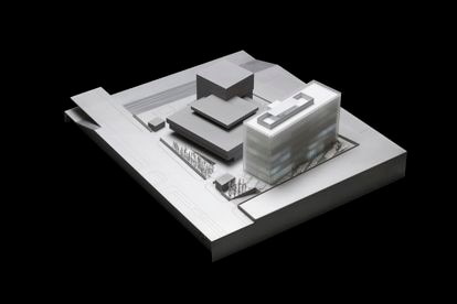 Dirección general de Patrimonio del estado, de Bayón Arquitectos. |
