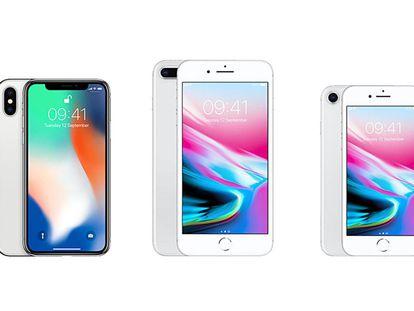 Así varía el precio del iPhone de un país a otro