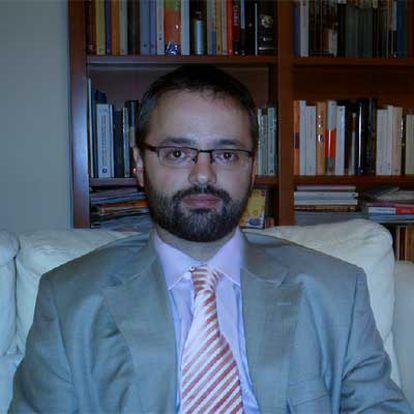 Jaume Pich, abogado de Josep Gil y Maria del Carme Bernet.