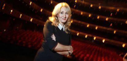 La escritora J. K. Rowling, autora de Harry Potter, fue dada por muerta en un tuit de un falso John Le Carré.
