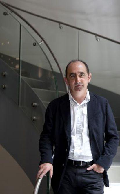 Daniel Innerarity, en el Espacio Fundación Telefónica en Madrid.