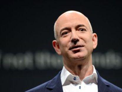 El dueño de Amazon y de The Washington Post, Jeff Bezos