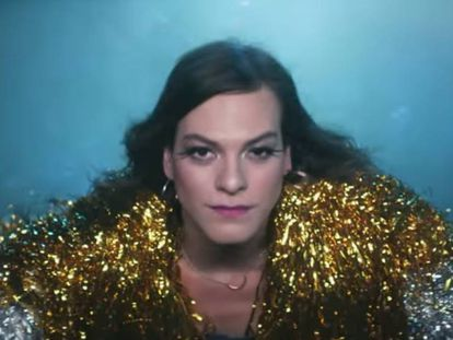 """La protagonista de 'Una mujer fantástica': """"La gente 'trans' sigue en la periferia social"""""""
