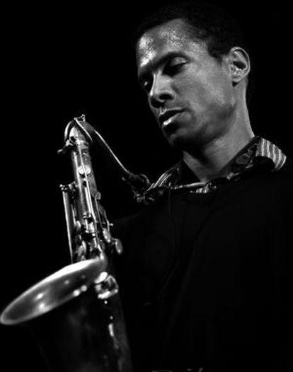 El saxofonista Mark Turner.