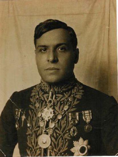 El cónsul Aristides de Sousa Mendes.