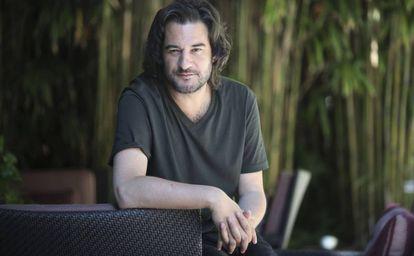 Manuel Jabois, periodista y escritor, ayer en Madrid.