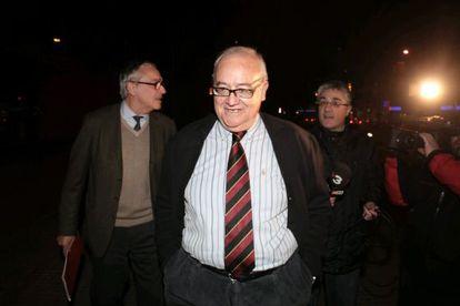 Jose Prat Domènech, exdirector del Instituto Catalán de la Salud.