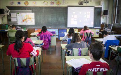 La calidad del profesorado es uno de los desafíos del sistema educativo.