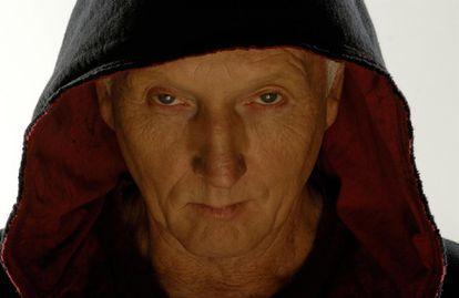 El personaje de Jigsaw en 'Saw'.