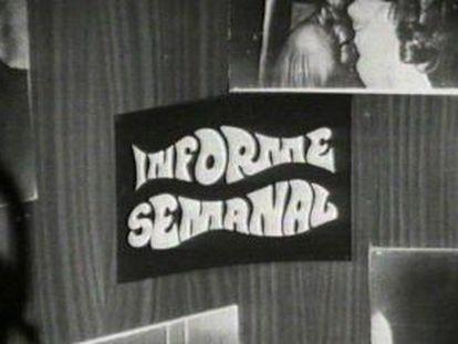 Imagen del programa 'Informe Semanal'.