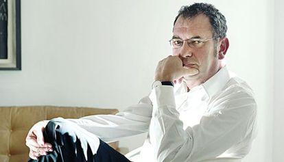El arquitecto Iñaki Ábalos durante la entrevista.