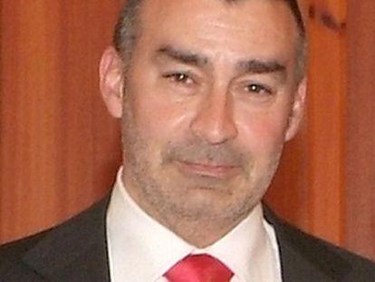 Marc Mur, alcalde de Flix.
