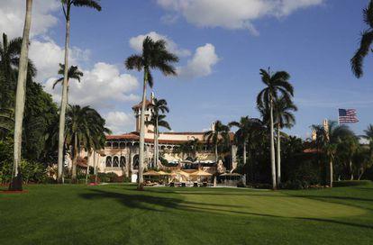 """La residencia en Florida Mar-a-Lago, la """"Casa Blanca de Invierno"""" de Trump"""