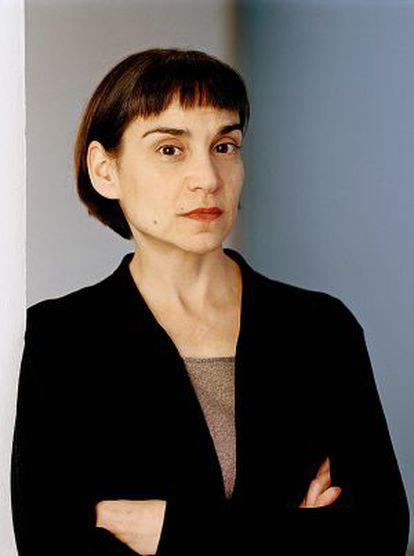 Retrato de Nancy Spector, comisaria jefa del Museo Guggenheim de Nueva York.