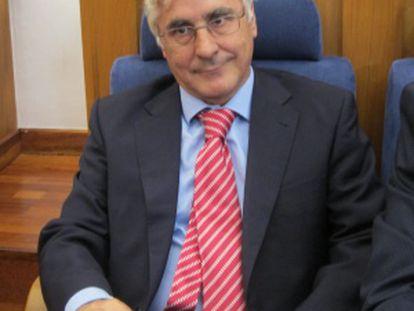 El expresidente de Castilla-La Mancha José María Barreda.