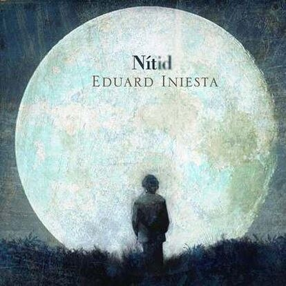 Carátula del disco <i>Nítid</i>, de Eduard Iniesta, diseñada por Daniel Olmo.