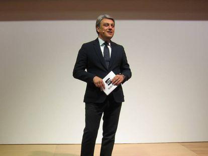 El presidente de Seat, Luca de Meo. En vídeo, declaraciones del responsable digital y del manager de innovación y patentes de Seat.