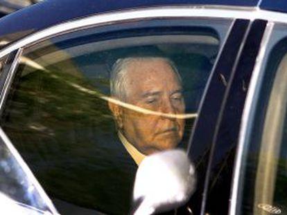 Dívar abandona el Consejo del Poder Judicial tras dimitir el 21 de junio.