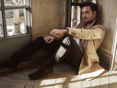 El cantante David Bustamante en una imagen de promoción de su nuevo disco.