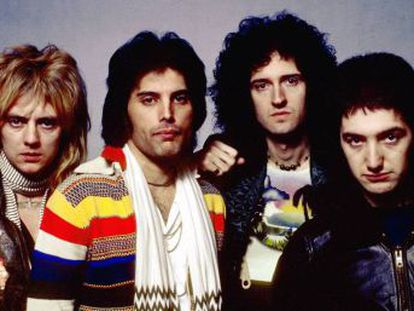 El tema de 1975 de Queen ha superado las 1.600 millones de reproducciones, según la discográfica Universal Music