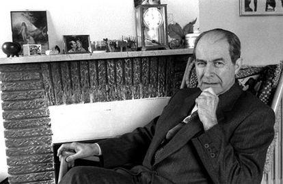 El historiador Juan Marichal, en una imagen de 1996.