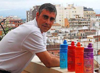 Alejandro Martín es uno de los fundadores de la firma Isotop, con sede en Reus (Tarragona).