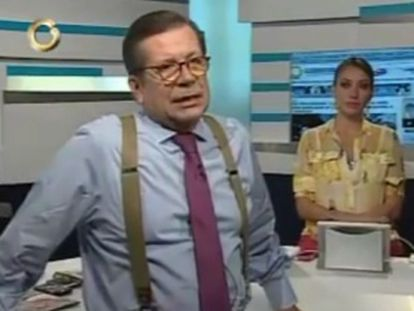 Captura de pantalla del último programa de Leopoldo Castillo.