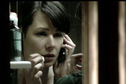 Fotograma del cortometraje <i>Ana 27</i>.