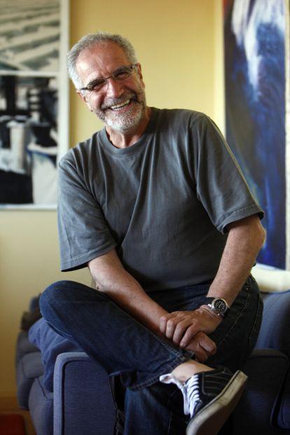 El director de fotografía Javier Aguirresarobe, en junio de 2009.