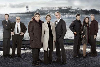 La serie <i>Alcatraz</i> (Fox) está producida por J. J. Abrams, creador de <i>Lost.</i>