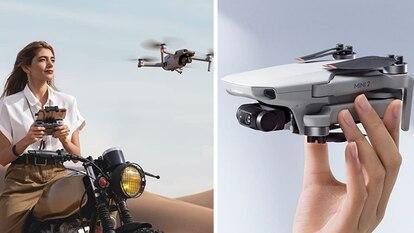 Los mejores drones para capturar el mundo desde las alturas