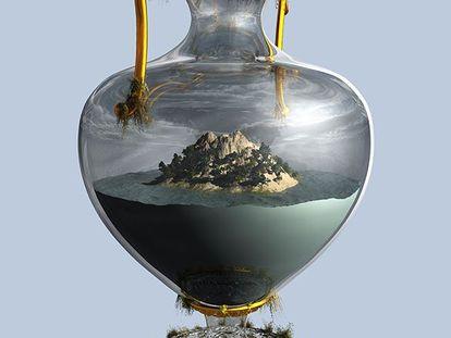 'Fotograma de naturaleza (isla)' de Marina Núñez