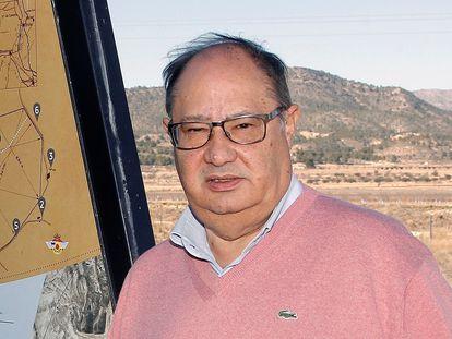 José Payá Bernabé, en una imagen del pasado año.