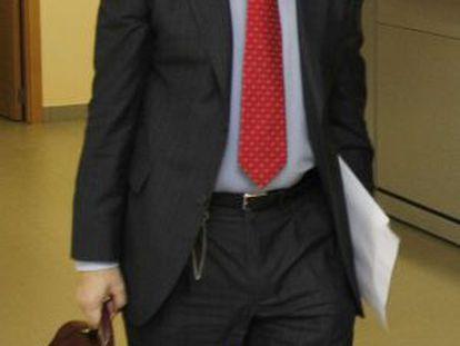 El popular José Luis Iravedra.