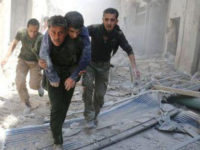 Artistas y activistas reclaman con montajes fotográficos que no se ignore el conflicto