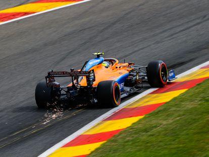 El Gran Premio de Bélgica de Fórmula 1 se celebra este fin de semana en el circuito de Spa - Francorchamps