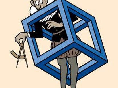 Ilustración de Max