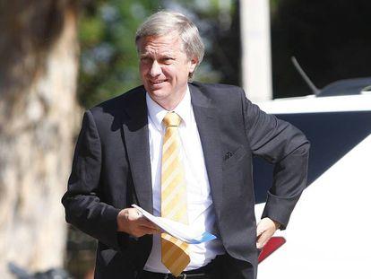 El político chileno José Antonio Kast.