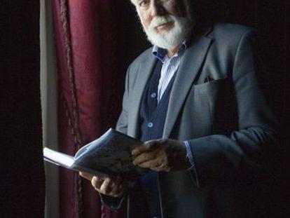 Eduardo Garrigues, en Casa de América de Madrid la semana pasada.