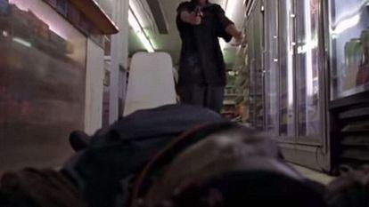 El final de Omar Little en 'The Wire', disparado por un niño.