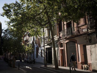 Finlàndia, la mejor calle de Barcelona según el proyecto de ciencia ciudadana Mercè, de la consultora 300.000 Km/s.